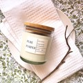 1 free soap included ~ Essential Oils  Scented Soy Candle | Gift | Pamper