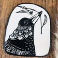 Wall Hanging Magpie