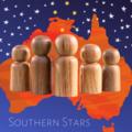 Southern Stars * Handcrafted Australian Hardwood Peg Dolls