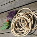 """Emboidery Hoop Wooden 6.7""""  17cm"""