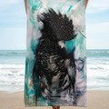 Bruno Sand Free Beach Towel
