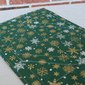 Geometric Table Runner and Placemats