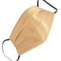 Triple Layer Face Mask - 100% cotton fabric - Coastal Spinebill