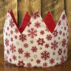 Christmas Party Reusable Hats/Crowns