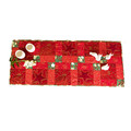 Christmas Table runner:  reversible.