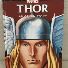 2021  Marvel  Upcycled Diary  -  Thor