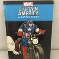 2022  Marvel  Upcycled Diary  -  Captain America
