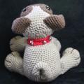Softie Pug Puppy Dog
