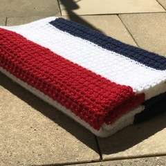 Crochet Blanket, Baby, Boy, Girl, Baby shower, Knee rug