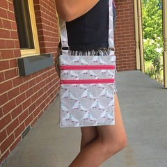 Cockatoo - Zip and Go Bag