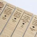 Teacher Bookmark Custom Personalised, Many Designs, Teacher Thank You Gift