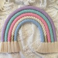 Rainbow wall hanging - Large