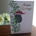 AUSTRALIAN CHRISTMAS CARD (Free Postage)