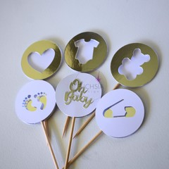 BABY SHOWER SHAPES