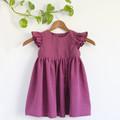 Silk Flutter Toddler Dress Size 3