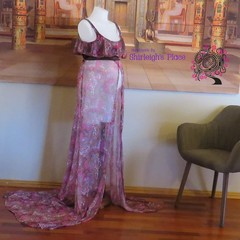 maternity dresses for photography OOAk