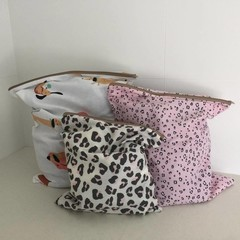 Doggy Wash Bag Small Laundry Bag for your Dog Coat