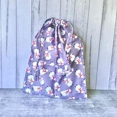 Drawstring Bag: POLLY PENGUIN
