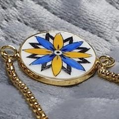 Starburst Lariat Bracelet