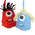 Monsters, comforters for those leaving home or starting school
