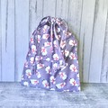 Drawstring Bag: POLLY PENGUIN