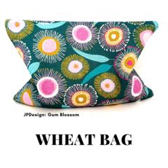 KIKIME Wheat Bags - Design: Gum Blossom