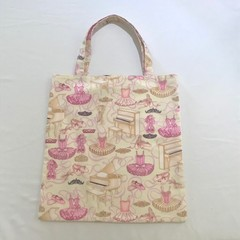All about ballet library/shopping bag