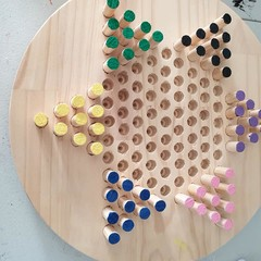 Chinese Checkers & Game of Memory