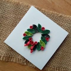 Mini Christmas Gift Card/Gift Tag