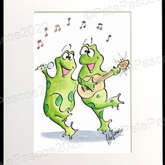 Frogs Duo