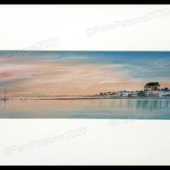 4. Brighton Pier - Pink Sunset