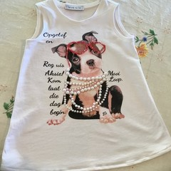 Bejewelled Puppy dress