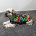 Dog Coats Size M Jumper Coat Flannelette and Fleece & Double Fleece