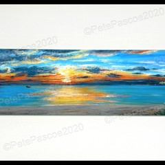 15. Hampton sunset 4 Boats