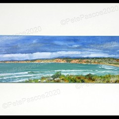 47. Autumn Squall - towards Aireys Inlet