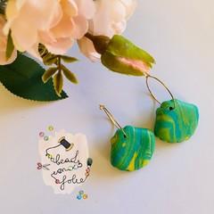 Earrings: Shells