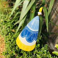 Garden bell/ wind chime xlarge