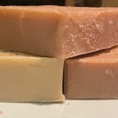 PINK LAVENDER CASTILE SOAP BAR 100-120g