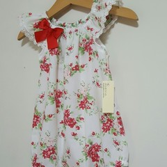 Sienna Floral Playsuit Size 1