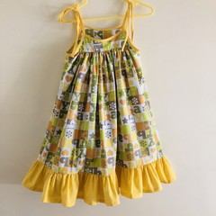 Summer dress size 5 or 6