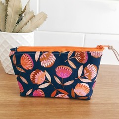 Small Pouch- Proteas 2