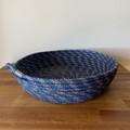 Navy Reflective Basket