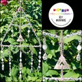 Triangle Quartz Suncatcher