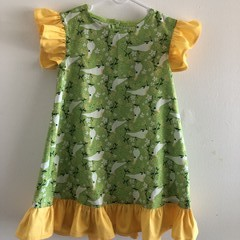 Australian design fabric size 4