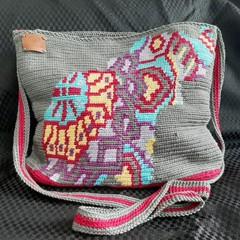 Elephant Design, Mochila Wayuu Handbag
