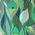 FOREST WALK Original painting by Australian Artist
