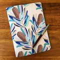 Note Pad Cover - Banksia