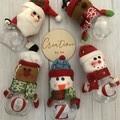 Christmas Character Jar