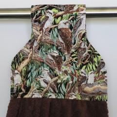 Australian Kookaburras Hand Towel