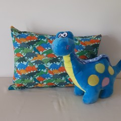 TODDLER/JUNIOR PILLOWCASE - DINOSAUR